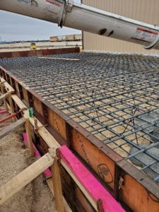commercial concrete contractor in Dickinson TX