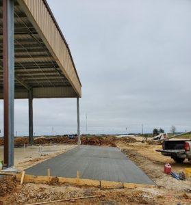 Dickinson TX Concrete Company